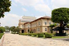 Edificio real Imagenes de archivo