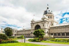 Edificio real de la exposición Fotografía de archivo