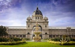 Edificio real de la exposición Fotos de archivo