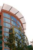 Edificio redondo Fotografía de archivo libre de regalías