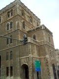 Edificio redondo Imágenes de archivo libres de regalías