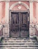 Edificio redondo Imagen de archivo