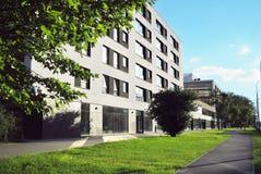 Edificio residencial fotografía de archivo libre de regalías