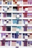 Edificio residencial fotos de archivo libres de regalías