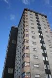 Edificio residenziale Fotografie Stock Libere da Diritti