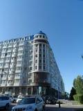 Edificio residenziale immagine stock libera da diritti