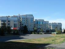 Edificio residenziale fotografie stock