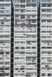 Edificio residenziale di alto aumento Immagini Stock