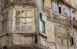 Edificio resistido Fotos de archivo