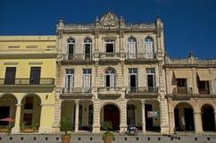 Edificio Romagosa House, Havana, Cuba Royalty Free Stock Photography
