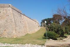 Edificio romano Fotografía de archivo