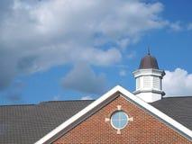 Edificio Roofline Fotografía de archivo