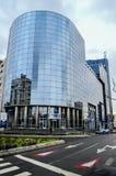 Edificio rumano imagenes de archivo