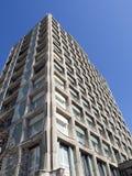 Edificio rumano de la televisión Imagen de archivo