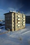 Edificio ruso Foto de archivo libre de regalías