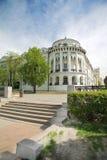 Edificio ruso viejo fotos de archivo libres de regalías