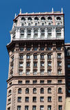 Edificio Sao Paulo el Brasil de Martinelli Imagen de archivo libre de regalías