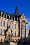 Edificio Spuerkeess Fotos de archivo libres de regalías