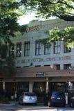 Edificio storico di Kress su Main Street in Colombia, Carolina del Sud fotografia stock