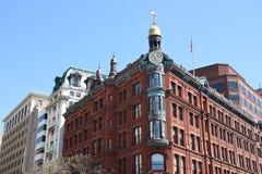 Edificio storico di SunTrust in Washington, DC Fotografia Stock Libera da Diritti