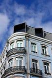 Edificio típico de Lisboa Fotografía de archivo