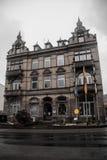 Edificio típico en Klingenberg Fotografía de archivo