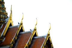 Edificio tailandés Fotografía de archivo