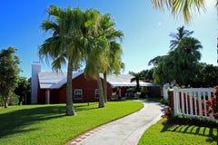 Edificio tradicional de Bermudas Imágenes de archivo libres de regalías