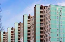 Edificio tradicional en Ucrania Fotografía de archivo libre de regalías