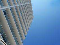 Edificio tropical Foto de archivo libre de regalías
