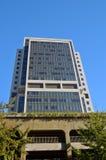 Edificio urbano fotografía de archivo libre de regalías