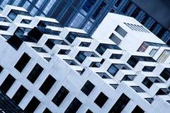 Edificio urbano Fotos de archivo