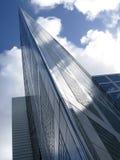 Edificio urbano Imagen de archivo libre de regalías