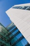 Edificio verde V fotos de archivo libres de regalías