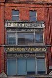 Edificio viejo Imagen de archivo libre de regalías