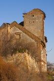 Edificio viejo Imagen de archivo