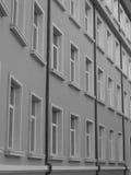 Edificio viejo Fotos de archivo