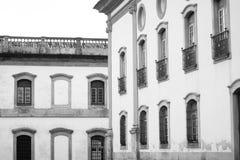 Edificio viejo Foto de archivo libre de regalías