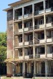 Edificio viejo abandonado Fotos de archivo libres de regalías