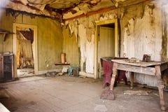 Edificio viejo de Grungey Imagen de archivo libre de regalías