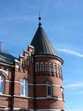 Edificio viejo de la torre Fotografía de archivo libre de regalías
