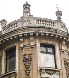 Edificio viejo del arhitecture Imágenes de archivo libres de regalías