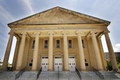 Edificio viejo del gobierno Foto de archivo libre de regalías