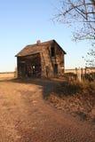 Edificio viejo del granero imagen de archivo