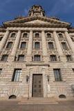 Edificio viejo del stadthaus en Berlín Alemania imagen de archivo