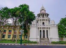 Edificio viejo en Bangkok, Tailandia fotos de archivo libres de regalías