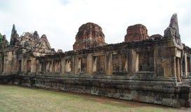 Edificio viejo en Esan de Tailandia Fotografía de archivo