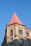 Edificio viejo en Gothenburg Fotografía de archivo