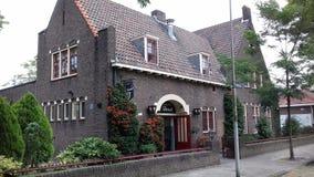 Edificio viejo en Holanda Imagen de archivo