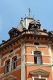 Edificio viejo en Kosice. Fotografía de archivo